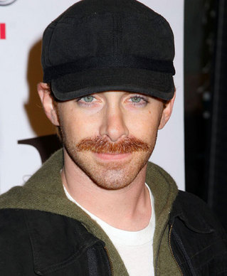 seth green moustache