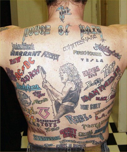 "just googled ""Metal Tattoos"" and got"